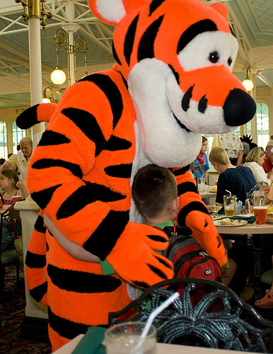 ...and Tigger, too!