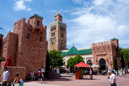 Morocco Pavillion