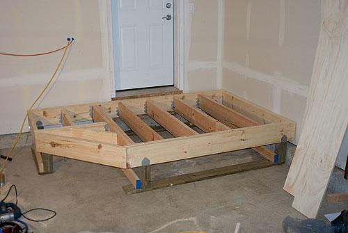 Garage Entry Deck Phase 1 Knoernschild Org